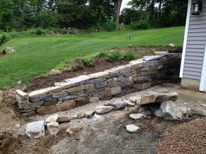 Dry Laid Stone
